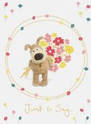 Boofle Pack of 10 Notecards
